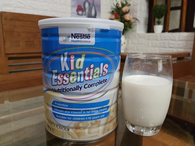 Cách phân biệt sữa Kid Essentials giả và sữa Kid Essentials chính hãng